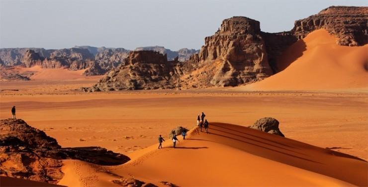 صحرا در الجزایر