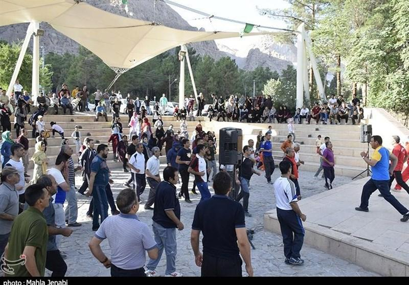 نشست هم اندیشی مسئولان هیئت ورزش های همگانی استان تهران برگزار گردید