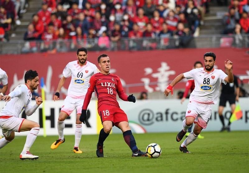 ناصر محمدخانی: پرسپولیس در نیمه اول خوب بود در نیمه دوم بد، جبران نتیجه بازی رفت شدنی است