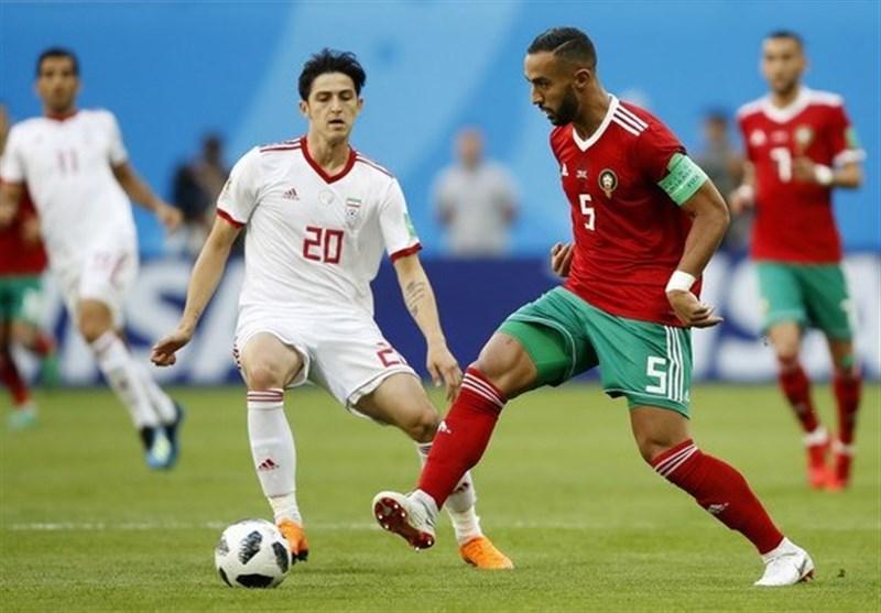 خاطره بن عطیه از تقابل مراکش با ایران در جام جهانی 2018