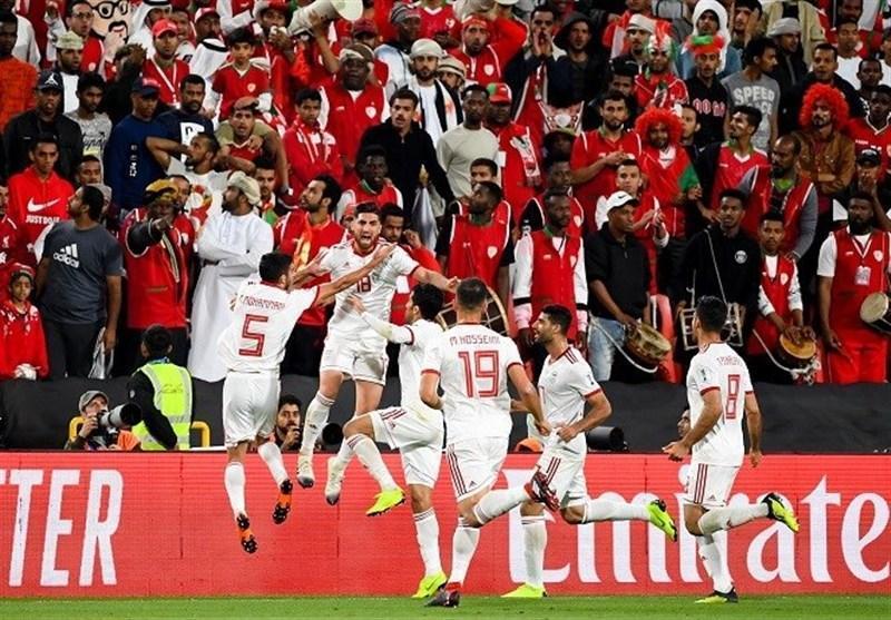 جهانبخش: می توانستیم بیش از دو گل به عمان بزنیم، بیرانوند ما را به بازی بازگرداند