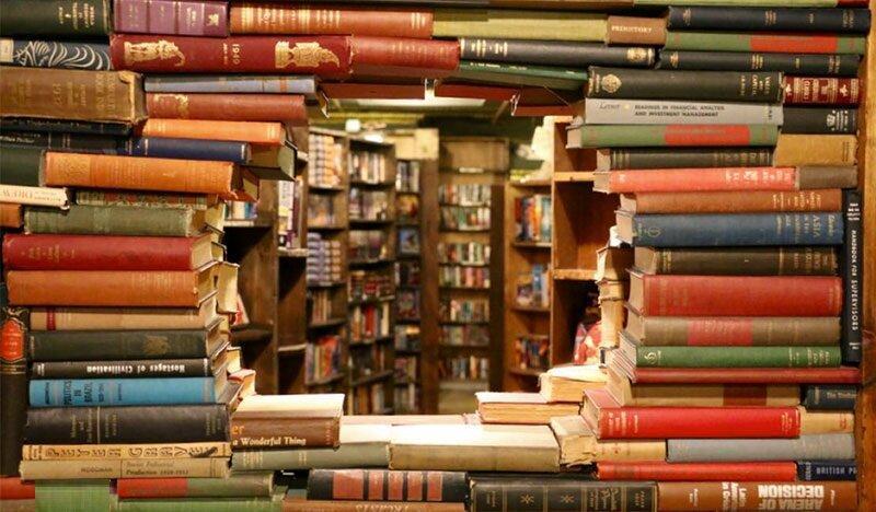 بازدید از خاص ترین کتابفروشی های دنیا
