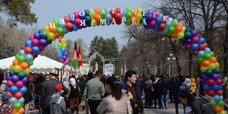 نمایشگاه خیریه دیپلمات های مقیم قرقیزستان