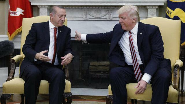 اردوغان و ترامپ به زودی دیدار می نمایند