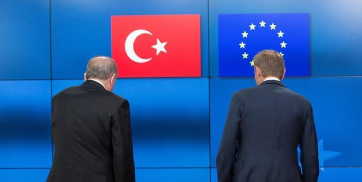 آنکارا: نقدها اتحادیه اروپا از ترکیه قابل قبول نیست