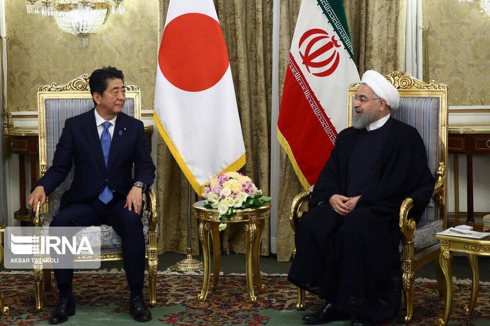 تحلیل کارشناسان ژاپنی از اهداف سفر تاریخی آبه به تهران