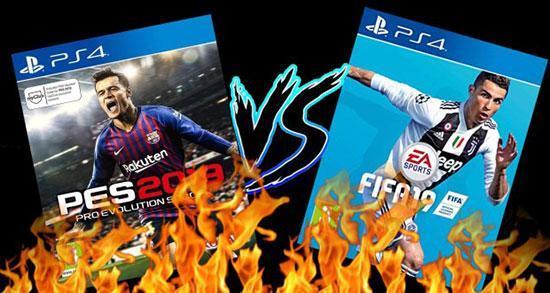 FIFA 19 vs. PES 19؛ کدام بهتر است؟