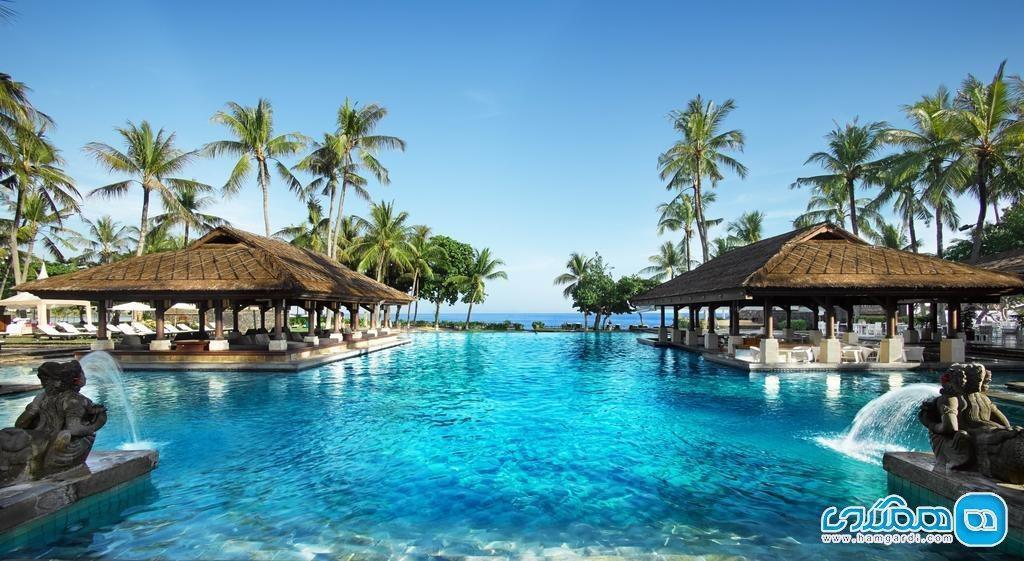 هزینه 35 میلیونی اقامت در بهترین هتل دنیا در بالی