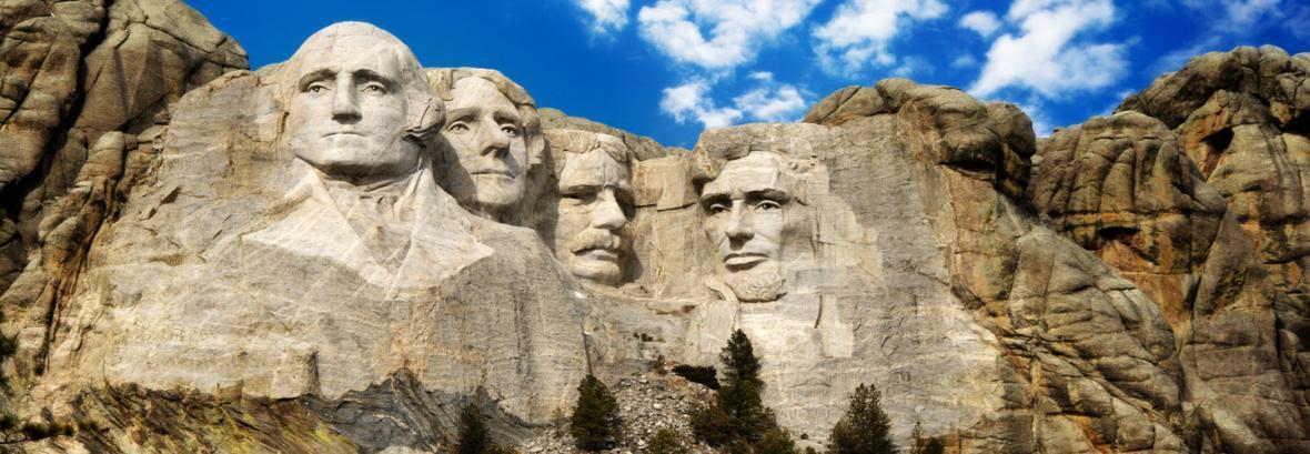 تصاویر عملیات ساخت یادبود ملی کوه راشمور ، چه کسی چشم لینکلن را تراشید؟