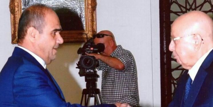 تقدیم استوارنامه سفیر جدید ایران به رئیس جمهور موقت الجزایر