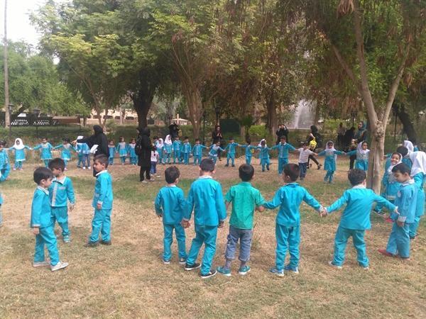برنامه های پایگاه میراث جهانی شوش به مناسبت هفته کودک