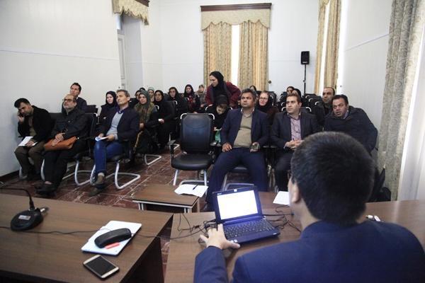 کارگاه آموزشی مبانی استانداردسازی صنایع دستی در استان گلستان برگزار گردید