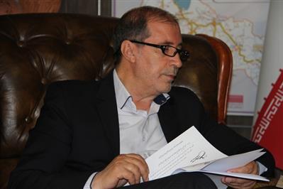دیدار نماینده شهرستان های چالدران، شوط، پلدشت و ماکو با مدیرکل میراث فرهنگی آذربایجان غربی