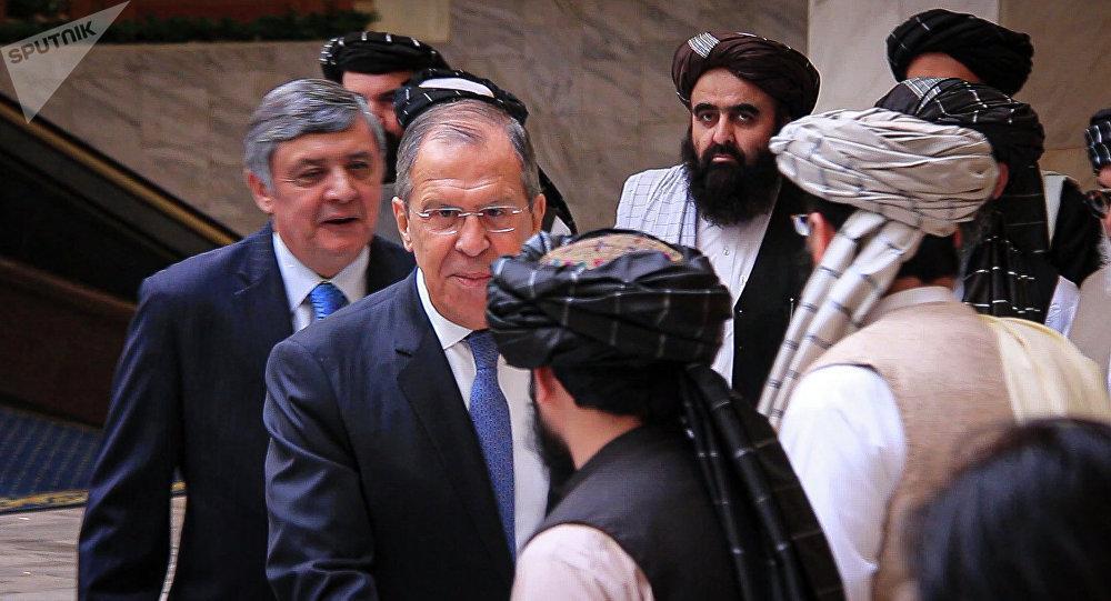 سفر نمایندگان طالبان به مسکو