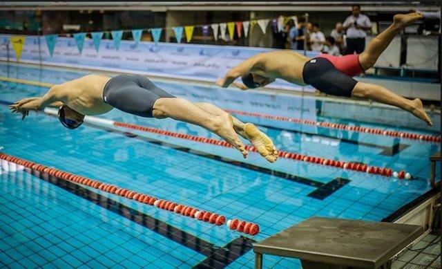 ملی پوش شنا: به دنبال سهمیه A المپیک جوانان هستم