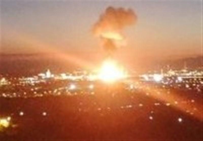 حملات موشکی و راکتی و خمپاره ای ائتلاف سعودی به غرب یمن