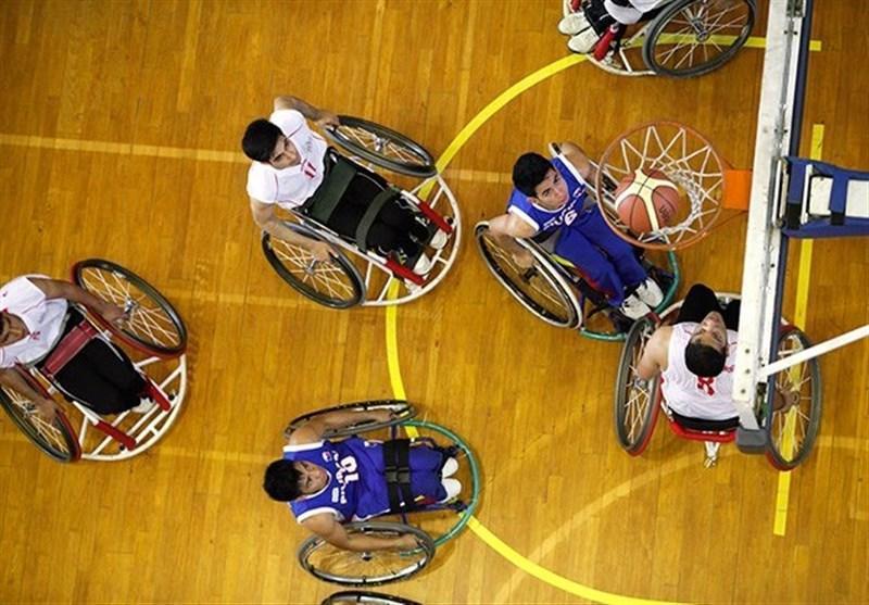 18 بازیکن به اردوی تیم ملی بسکتبال با ویلچر دعوت شدند