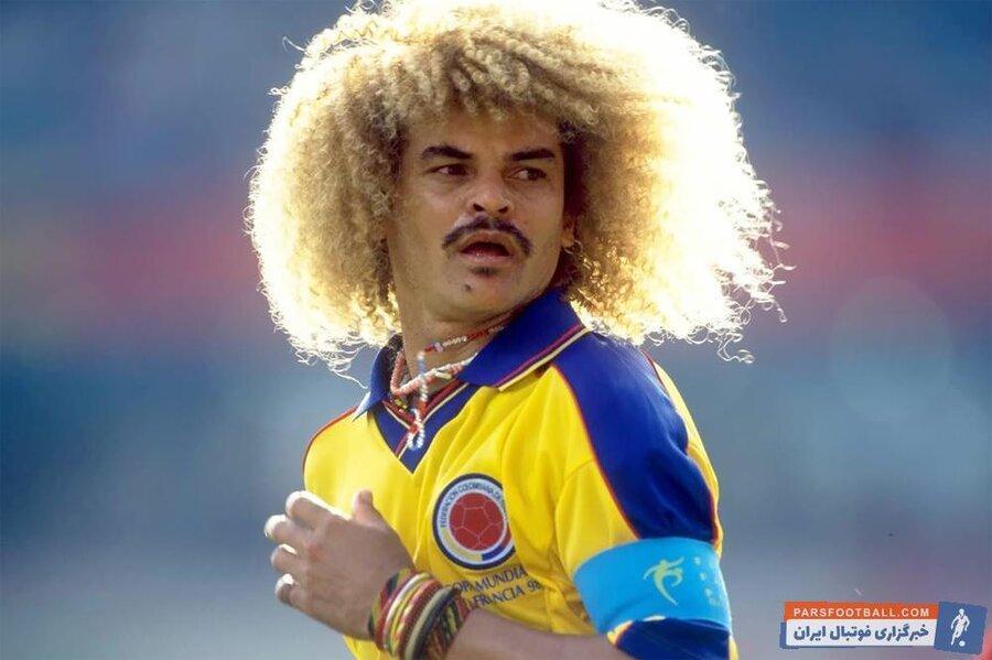 ترکیب منتخب عجیب ترین مدل موهای تاریخ فوتبال