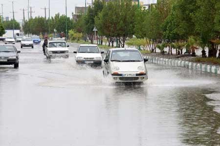 هشدار سازمان هواشناسی درباره بارش باران در 18 استان