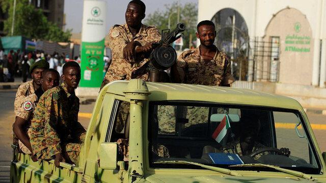 تشدید تدابیر امنیتی در سودان