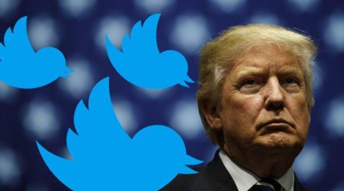توئیت ترامپ باز هم برچسب هشدار گرفت