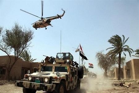 عراق، هلاکت 24 داعشی در صلاح الدین، تروریست خطرناک به دام افتاد