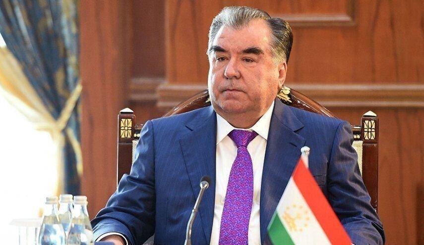 رحمان برای پنجمین بار رئیس جمهوری تاجیکستان شد